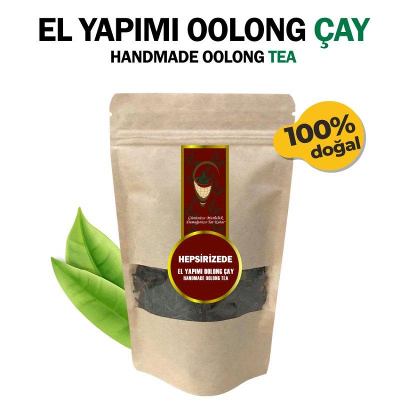 El Yapımı Oolong Çay - 50 gr